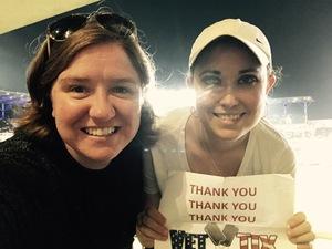 Christina attended Atlanta Braves vs. Toronto Blue Jays - MLB on May 18th 2017 via VetTix
