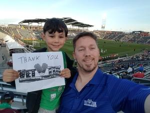 Click To Read More Feedback from Colorado Rapids vs. Real Salt Lake - MLS