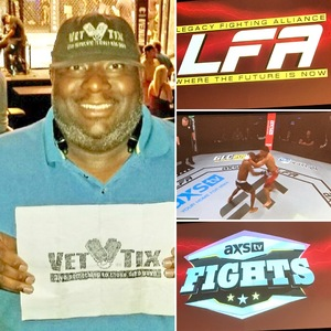 Click To Read More Feedback from Lfa 11 - Frincu vs. Madrid - Presented by Legacy Fighting Alliance - Mixed Martial Arts