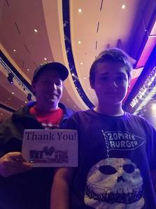 Dave attended Lfa 12 - Krantz vs. Neumann - Presented by Legacy Fighting Alliance - Mixed Martial Arts on May 19th 2017 via VetTix