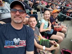 Michael attended Detroit Tigers vs. Baltimore Orioles - MLB on May 17th 2017 via VetTix