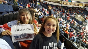 Alice attended Kelly Cup Champions Allen Americans vs. Colorado Eagles - ECHL Playoff Hockey - Round Two - ECHL on Apr 29th 2017 via VetTix