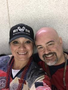 Leticia attended Kelly Cup Champions Allen Americans vs. Colorado Eagles - ECHL Playoff Hockey - Round Two - ECHL on Apr 29th 2017 via VetTix