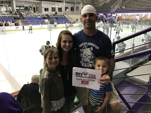 Click To Read More Feedback from Lone Star Brahmas vs. Corpus Christi Icerays - South Division Finals - NAHL