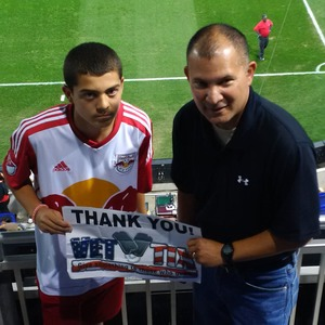 Click To Read More Feedback from New York Red Bulls vs. Montreal Impact - MLS