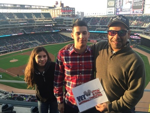 Click To Read More Feedback from Minnesota Twins vs. Oakland Athletics - MLB