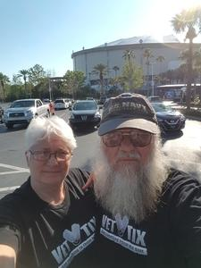 Catherine attended Tampa Bay Rays vs. Kansas City Royals - MLB on May 9th 2017 via VetTix