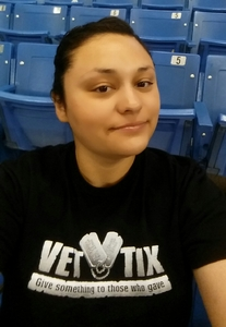 Cecily attended Tampa Bay Rays vs. Kansas City Royals - MLB on May 9th 2017 via VetTix