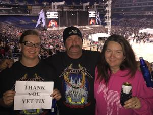 Click To Read More Feedback from Metallica Worldwired Tour With Special Guest Avenged Sevenfold With Volbeat