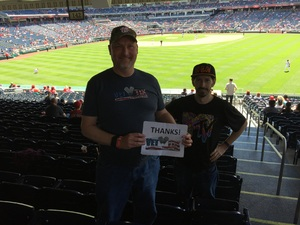 Click To Read More Feedback from Washington Nationals vs. Seattle Mariners - MLB