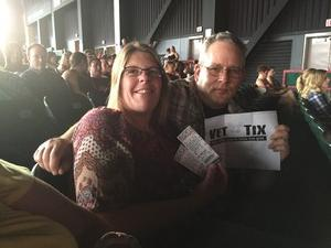 Nicholas M. attended Brad Paisley With Special Guest Dustin Lynch, Chase Bryant, and Lindsay Ell on May 19th 2017 via VetTix