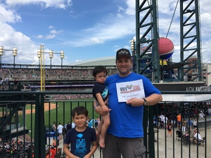Click To Read More Feedback from Detroit Tigers vs. Tampa Bay Rays - MLB