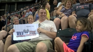 james attended Arizona Diamondbacks vs. Milwaukee Brewers - MLB on Jun 10th 2017 via VetTix