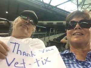 Eddie attended Arizona Diamondbacks vs. Philadelphia Phillies - MLB on Jun 25th 2017 via VetTix