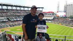 Click To Read More Feedback from Atlanta Braves vs. Houston Astros - MLB