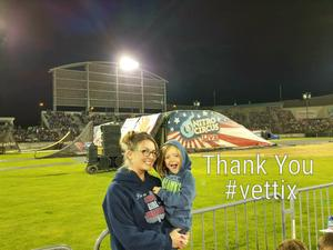 Click To Read More Feedback from Nitro Circus Live