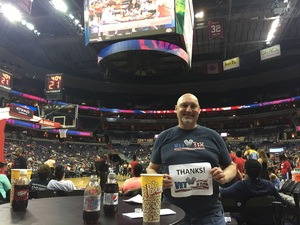 Click To Read More Feedback from Washington Mystics vs. Chicago Sky - WNBA - Military Appreciation Night!