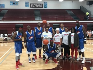 Click To Read More Feedback from Killeen's All-star Entertainment Weekend - Harlem Magic All-stars vs. Killeen Police and Fire Departments