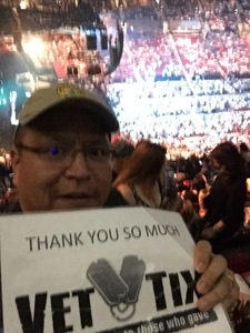 Dale attended Soul2Soul the World Tour 2017 on May 26th 2017 via VetTix