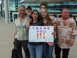 kelly attended Neil Diamond - the 50 Year Anniversary World Tour on Jun 2nd 2017 via VetTix