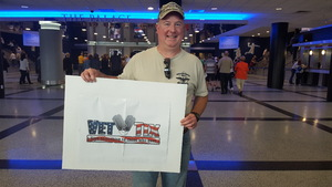 Brian attended Neil Diamond - the 50 Year Anniversary World Tour on Jun 2nd 2017 via VetTix