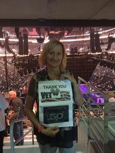 Dawn Brown attended Neil Diamond - the 50 Year Anniversary World Tour on Jun 2nd 2017 via VetTix