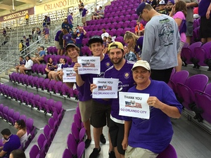 Click To Read More Feedback from Orlando City SC vs. DC United - MLS