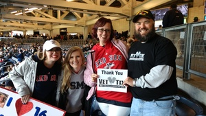 Click To Read More Feedback from New York Yankees vs. Boston Red Sox - MLB - Game 1
