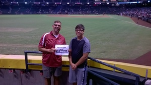 Click To Read More Feedback from Arizona Diamondbacks vs. Atlanta Braves - MLB
