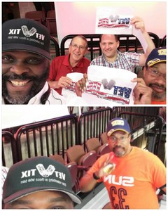 Click To Read More Feedback from Connecticut Sun vs. New York Liberty - WNBA - Basketball
