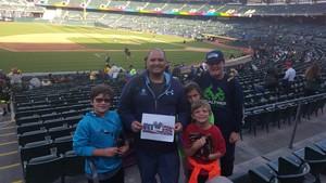 Click To Read More Feedback from Oakland Athletics vs. Toronto Blue Jays - MLB
