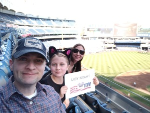 Click To Read More Feedback from New York Yankees vs. Baltimore Orioles - MLB - Jim Beam Suite