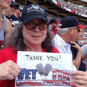Irma attended Atlanta Braves vs. Miami Marlins - MLB on Jun 17th 2017 via VetTix
