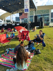 Click To Read More Feedback from HEB Austin Symphony July 4th Concert and Fireworks - VIP Passes - Specific Pick-up Instructions