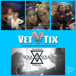 Click To Read More Feedback from Soul2Soul Tour - Tim McGraw and Faith Hill - Aug. 5th Show