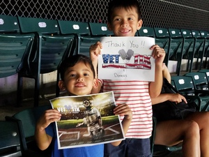 Click To Read More Feedback from Frisco Rough Riders vs. Springfield - MILB