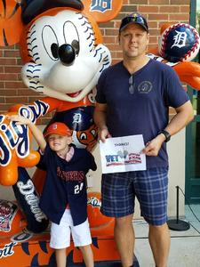 Click To Read More Feedback from Detroit Tigers vs. Cleveland Indians - MLB