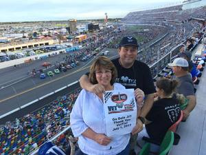 Click To Read More Feedback from Coke Zero 400 Powered by Coca Cola - Monster Energy NASCAR Cup Series