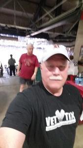 Micheal attended Arizona Diamondbacks vs. Colorado Rockies - MLB on Sep 14th 2017 via VetTix
