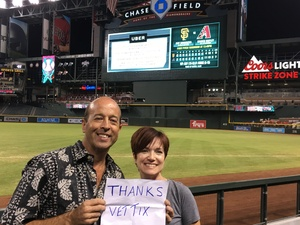 Click To Read More Feedback from Arizona Diamondbacks vs. San Francisco Giants - MLB