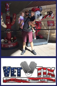 Michael attended Arizona Diamondbacks vs. San Francisco Giants - MLB on Sep 27th 2017 via VetTix