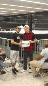 jeffrey attended Mcw Presents Shamrock Cup Night 1 - Presented by Maryland Championship Wrestling on Jul 14th 2017 via VetTix