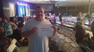 gregory attended Mcw Presents Shamrock Cup Night 1 - Presented by Maryland Championship Wrestling on Jul 14th 2017 via VetTix