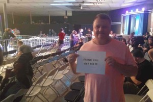 gregory attended Mcw Presents Shamrock Cup Night 2 - Presented by Maryland Championship Wrestling on Jul 15th 2017 via VetTix