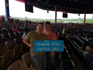 Matthew attended Onerepublic Honda Civic Tour on Aug 2nd 2017 via VetTix