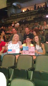 Richard attended Nickelback - Feed the Machine Tour With Special Guest Daughtry and Shaman's Harvest on Jul 21st 2017 via VetTix