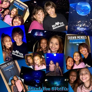 Tisa Ellsworth attended Shawn Mendes - Illuminate World Tour With Special Guest Charlie Puth on Jul 15th 2017 via VetTix