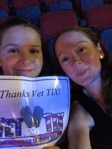 Randall attended Shawn Mendes - Illuminate World Tour With Special Guest Charlie Puth on Jul 15th 2017 via VetTix
