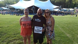 Click To Read More Feedback from Lady Antebellum You Look Good World Tour With Special Guest Kelsea Ballerini, and Brett Young - Lawn Seats
