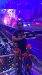 Click To Read More Feedback from Marvel Universe Live! Age of Heroes - Tickets Good for Friday 7/7 Only
